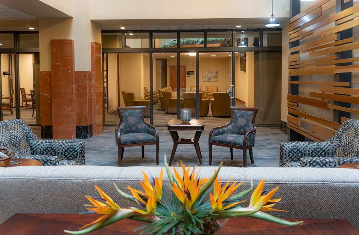 1st Floor Atrium