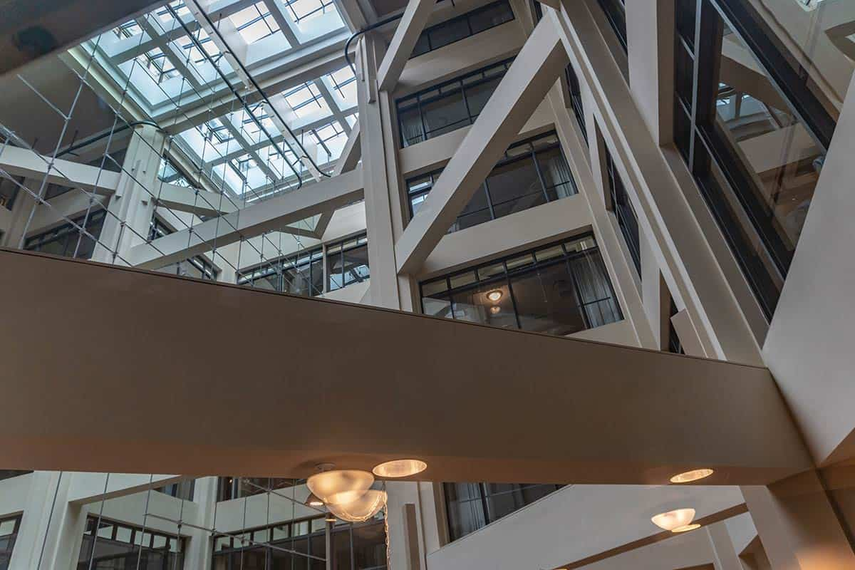 2nd Floor Atrium