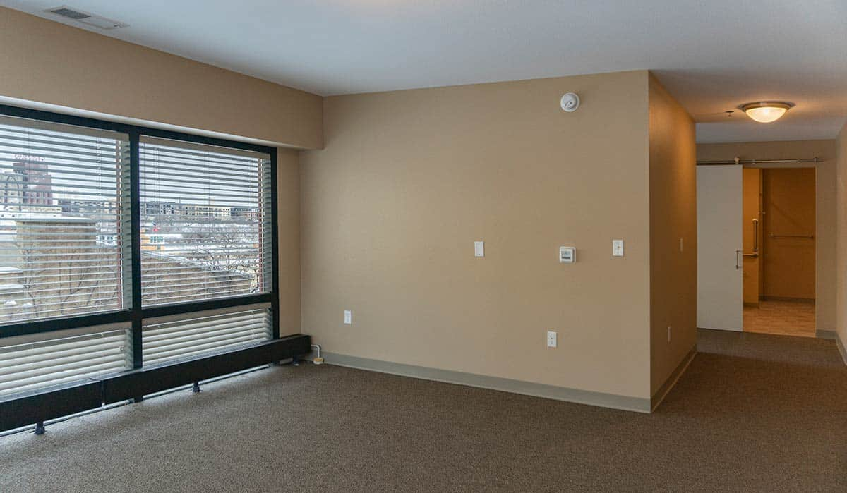 3rd Floor One Bedroom Apartment