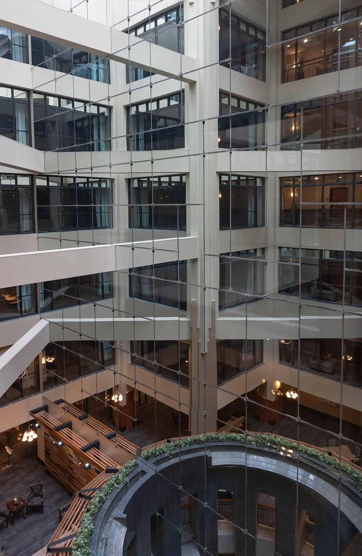 4th Floor Atrium