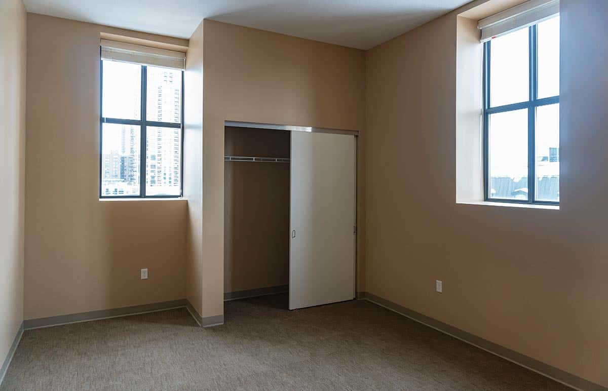 8th Floor One Bedroom Apartment